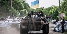 رغم اتفاق مينسك 2.. مقتل جندي أوكراني وقصف قرب مطار دونيتسك