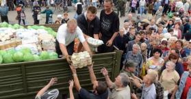 الاتحاد الأوروبي: منطقة الدونباس شرق أوكرانيا بحاجة ماسة إلى المساعدات الإنسانية