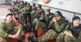 جثة 26 جندي روسي تصل من سوريا إلى القرم المحتل جنوب أوكرانيا
