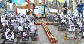 """عام على """"مجزرة الميدان"""" في أوكرانيا.. فأين الحقيقة؟"""