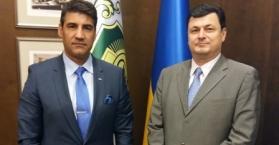 العراق يلتمس من وزارة الصحة الأوكرانية إعادة امتحانات طلابه