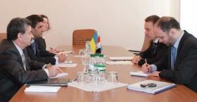 اتفاقيتان لتفعيل التعاون الاقتصادي والتجاري بين أوكرانيا والعراق