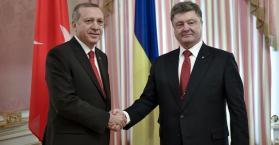 أردوغان: حل الأزمة الأوكرانية لن يأتي إلا بطريقة دبلوماسية