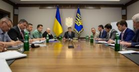"""بوروشينكو يقود """"حملة تنظيف"""" لجهاز المخابرات الأوكرانية"""