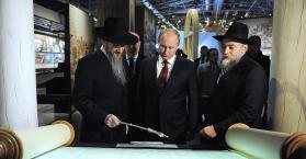 بوتين يأمر بتوطين 40 ألف يهودي في شبه جزيرة القرم المحتلة