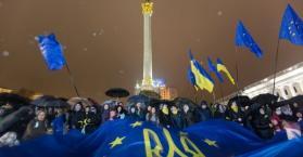 احتجاجات في أوكرانيا بعد قرار تجميد مساعي الشراكة مع أوروبا