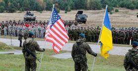 وزارة الدفاع الروسية: قوات أمريكية تتواجد في شرق أوكرانيا