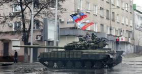الانفصاليون يقتلون جنديين اثنين ويصيبون أربعة آخرين في شرق أوكرانيا