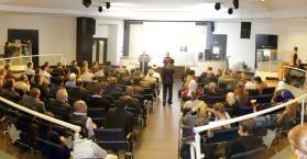 """بحضور بارز من عدة دول.. مؤتمر دولي حول """"وسطية الإسلام"""" في أوكرانيا"""