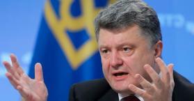 بوروشينكو: أوكرانيا تحتاج إلى 40 مليار دولار لتحافظ على اقتصادها واقفا