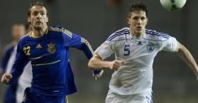 أوكرانيا تفوز على إسرائيل في مباراة ودية استعدادا لبطولة اليورو 2012