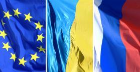 """أوروبا تنتقد """"الضغوطات الروسية""""، وتؤكد أن فرصة أوكرانيا للشراكة معها لا تزال قائمة"""