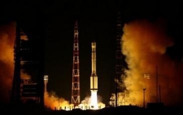 أوكرانيا وروسيا تعتزمان إطلاق صاروخين إلى الفضاء