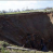 حفرة عملاقة تبتلع المنازل وتصيب الفلاحين بالذعر في أوكرانيا
