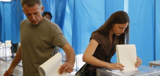 انتخابات برلمانية في ظل نزاع مع روسيا حول مسألة الغاز الطبيعي