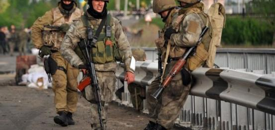 مقتل خمسة جنود أوكرانيين وإصابة عشرة آخرين في انفجار لغم قرب لوهانسك