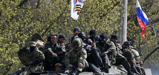 """بعد هدوء جبهة دونيتسك.. متمردون أوكرانيون يبحثون عن """"السخونة"""" في سوريا"""
