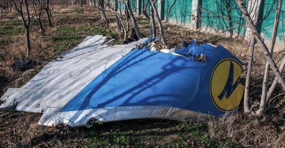الطب الشرعي الأوكراني يكشف تفاصيل جديدة حول الطائرة المنكوبة في إيران   أوكرانيا برس