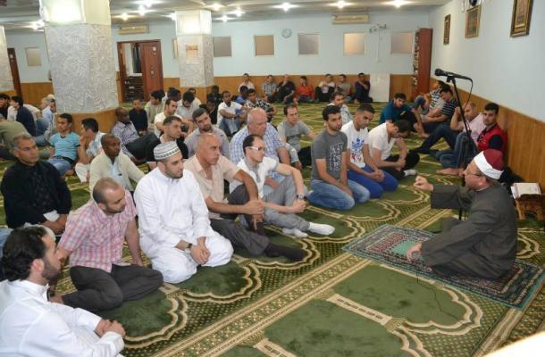 """رمضان في مسجد """"المنار"""" بمدينة خاركيف"""