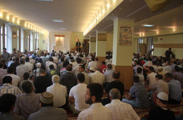 العيد في إقليم القرم