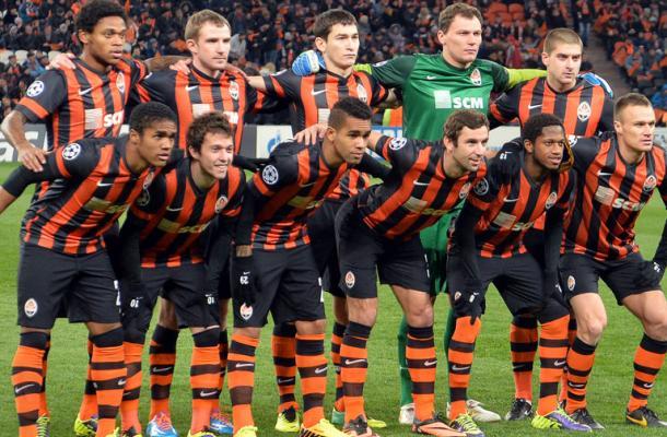 شاختار دونيتسك يتأهل إلى دوري المجموعات لأبطال أوروبا
