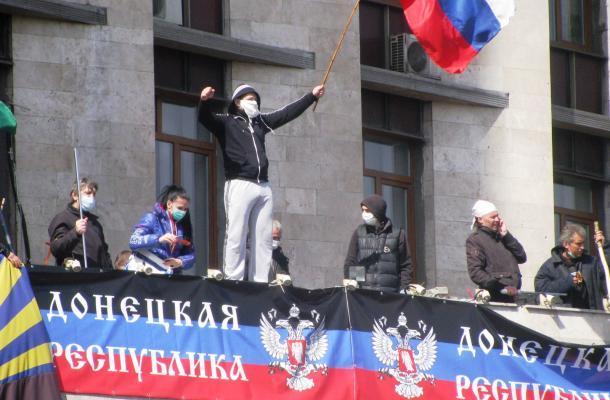 جمهورية شرق أوكرانيا.. مستقلة مع وقف التنفيذ