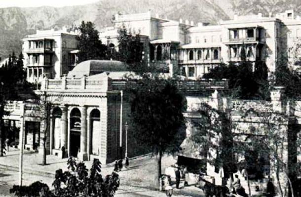 صورة لمدينة يالتا في العام 1880