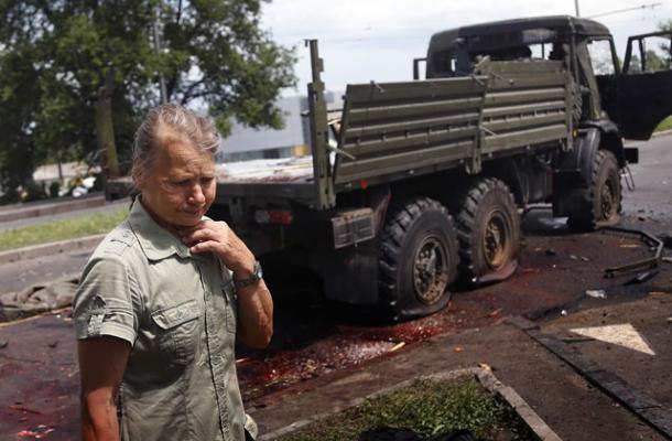 أكثر من 6 آلاف قتيل في شرق أوكرانيا، والأمم المتحدة تعتزم وقف مساعداتها له