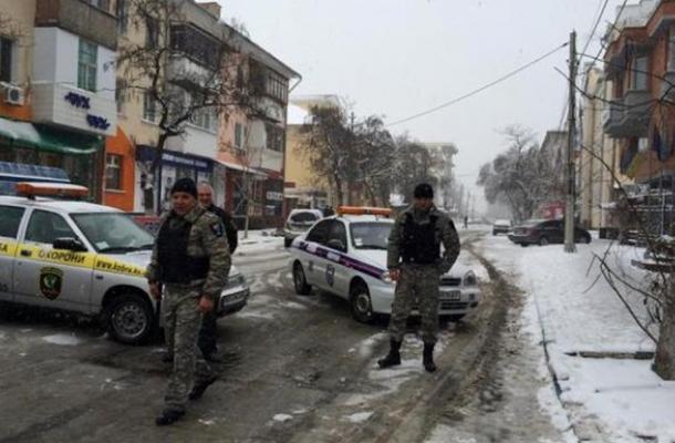 إنفجار بمدينة خرسون