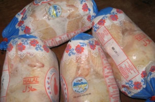 """عبوات دجاج """"ناشا ريابا"""" الحلال"""