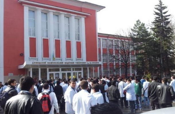 """وزارة الداخلية الأوكرانية تعلق تطبيق قانون جديد لإقامة الطلاب الأجانب """"مؤقتا"""""""