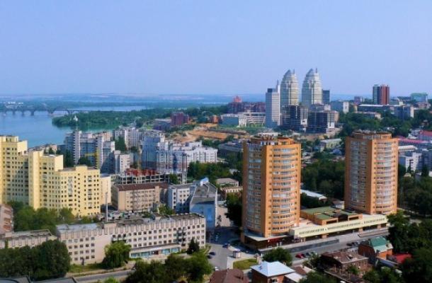مدينة دنيبروبيتروفسك في أوكرانيا