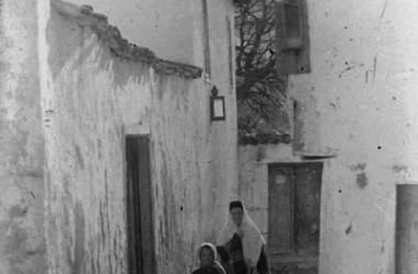 صورة للتتار المسلمين في المدينة ضمن أحد الكتب التاريخية