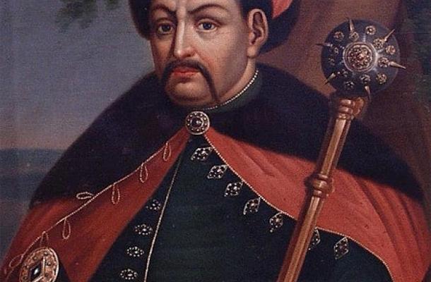 الزعيم الوطني الأوكراني بوهدان خميلنيتسكي