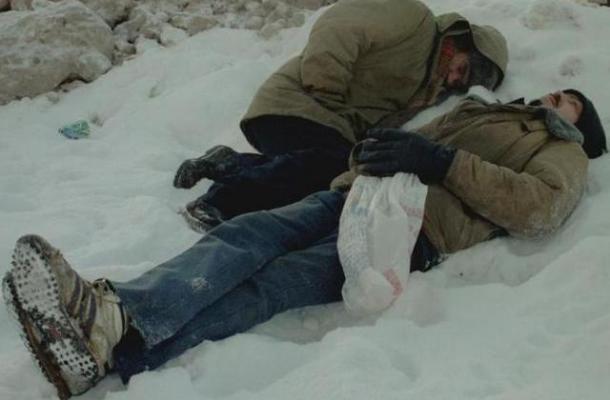 ارتفاع عدد ضحايا موجة البرد القارس إلى 133 في أوكرانيا