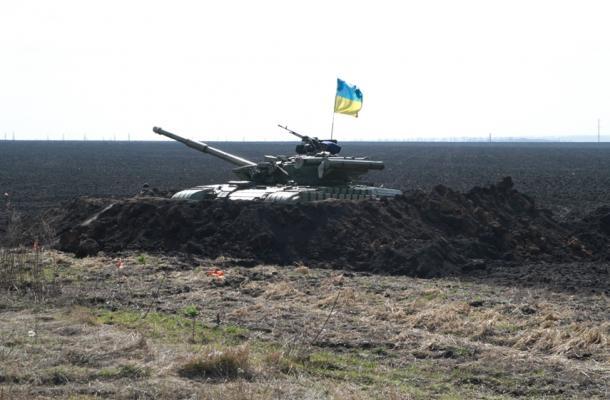 ضابط أوكراني قال إن أولوية الجيش حماية حدوده مع روسيا والقرم المحتل من قبلها