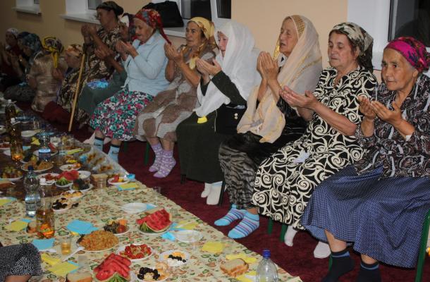 رمضان في إقليم القرم