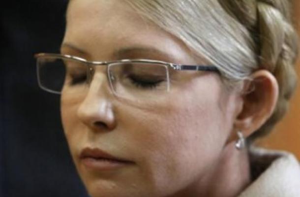 """تيموشينكو تعلن الإضراب عن الطعام احتجاجا على """"تزوير"""" نتائج الانتخابات"""