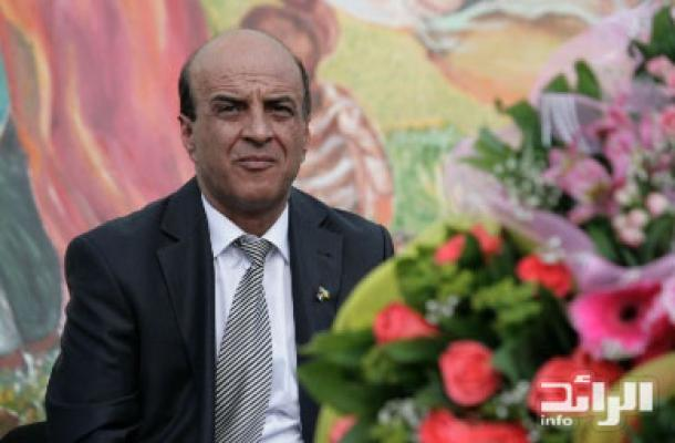 بدوان: أهدي اللوحة للمصالحة آملا أن تحقق تطلعات وآمال شعبي الفلسطيني