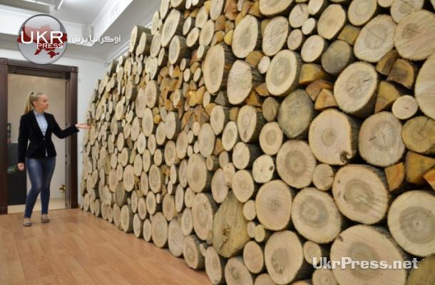 3 أطنان من الخشب لتذكر بطريقة صفه وكمياته اللازمة لفصل الشتاء
