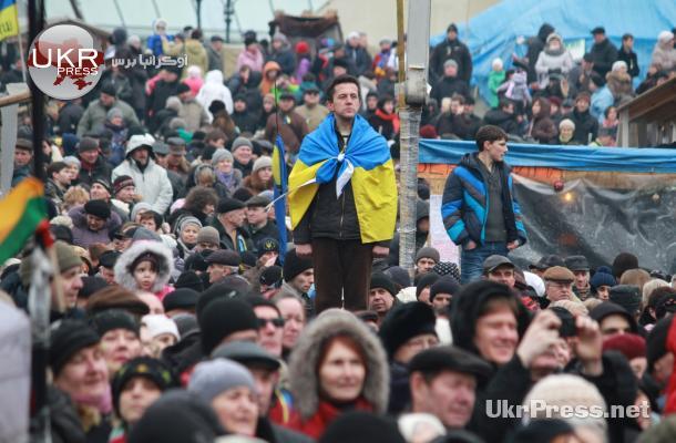 المعارضة تعلن طورا جديدا للاحتجاجات في أوكرانيا