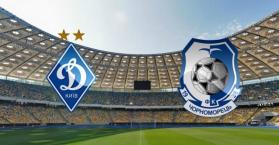 دينامو كييف يفوز على تشيرنوموريتس أوديسا بأربع أهداف نظيفة في تصفيات  النصف النهائي لكأس أوكرانيا