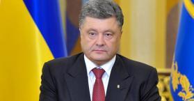 بوروشينكو: الأوكرانية لغة رسمية وحيدة في أوكرانيا