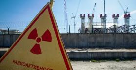 """افتتاح أول مقبرة """"للنفايات المشعة"""" قرب مفاعل تشرنوبل في أوكرانيا"""