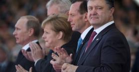 فرنسا: الاتحاد الأوروبي غير مستعد لضم أوكرانيا لعضويته