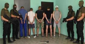 إلقاء القبض على بعض المعتدين على أجانب وعرب في مدينة خاركيف شرق أوكرانيا
