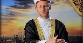 """السيد سعيد إسماعيلوف مفتي الادارة الدينية لمسلمي أوكرانيا """"أمة"""""""