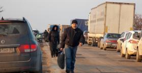 إحتلال القرم من قبل روسيا يرهق كاهل سكانها و يجعلها تحت الحصار البحري والبري