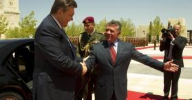توجه نحو فتح سفارة أردنية في العاصمة الأوكرانية كييف