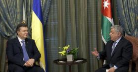 يانوكوفيتش يبحث مع الخصاونة مجالات التعاون الاقتصادي بين أوكرانيا والأردن